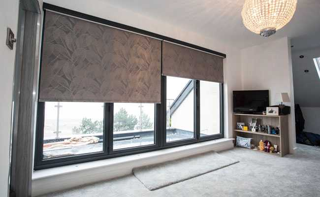 Electric Blinds Motorised Blinds Chester Manchester