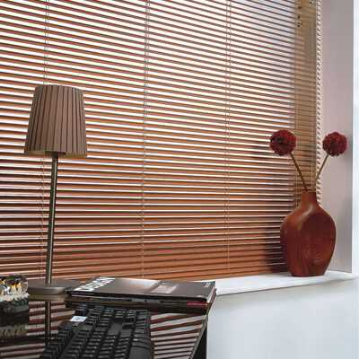 Faux Wood Venetian Blinds Chester Manchester Liverpool
