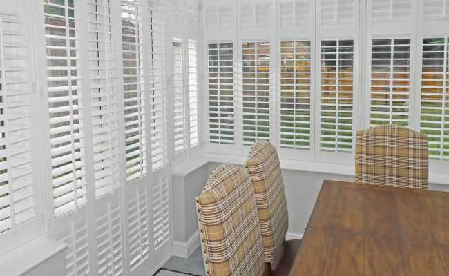 Faux Wood Shutters Chester Manchester Liverpool