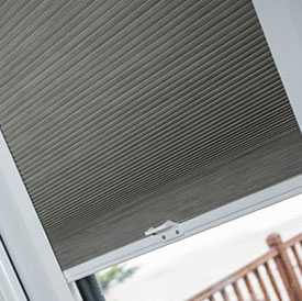 Image of Bi-Folding Door Blinds