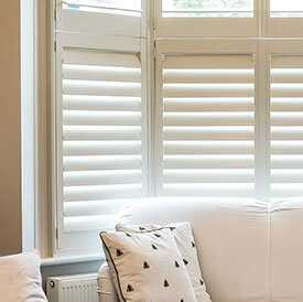 Image of PVC Shutters