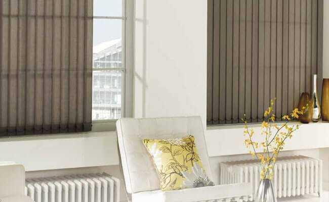 Vertical Blinds Chester Manchester Liverpool Gemini
