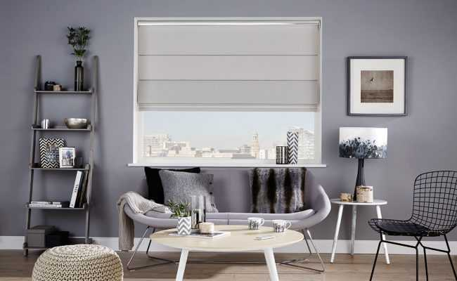 Roman Blinds Chester Manchester Liverpool Gemini Blinds