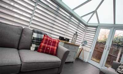 Image of Twist vision conservatory blinds