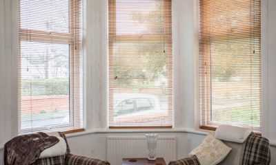 Image of Wooden Venetian Blinds