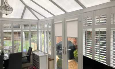 Image of Conservatory Shutters