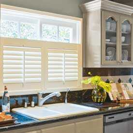 Image of Café Style Shutters