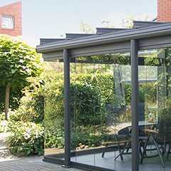 Image of Glass Shelters & Verandas